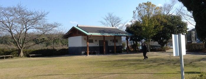 螢谷公園 is one of 近江 琵琶湖 若狭.