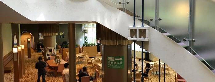 敦賀きらめき温泉 リラ・ポート is one of 訪れた温泉施設.