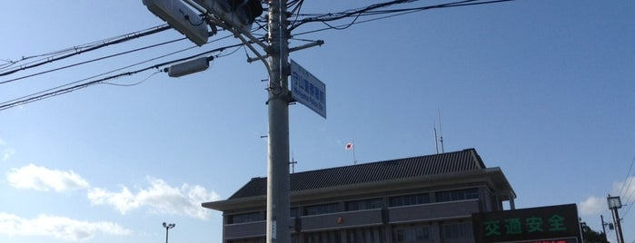 守山警察署前 交差点 is one of Locais salvos de Kazuaki.