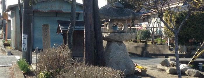 大門常夜燈 is one of Locais salvos de Kazuaki.
