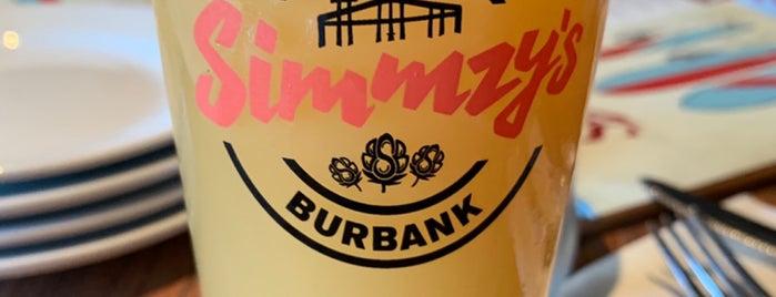 Simmzy's is one of Michael : понравившиеся места.