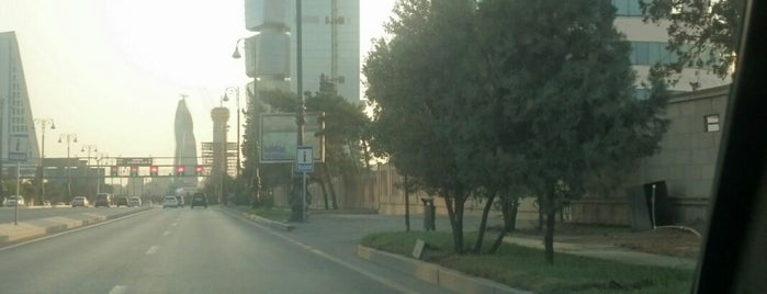 Baku Olimpic Village is one of Baku, AZ.