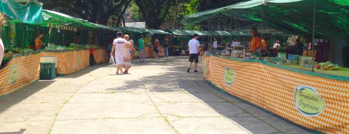 Feira Orgânica do Ibirapuera is one of Vegan and Vegan Friendly.