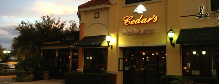 Cedars of Orlando is one of Khalilさんのお気に入りスポット.