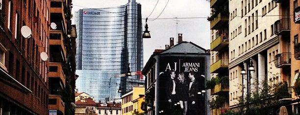Corso Garibaldi is one of Anna : понравившиеся места.