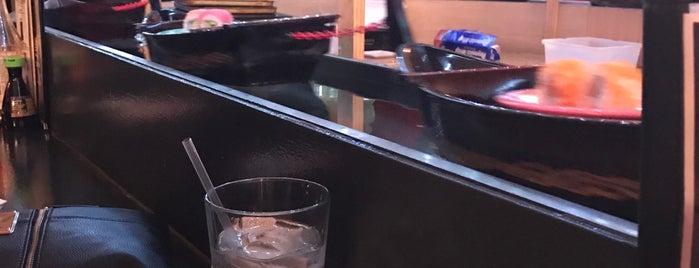Island Sushi is one of C'ın Beğendiği Mekanlar.