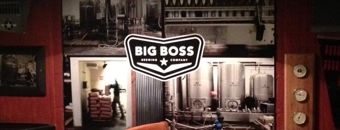 Big Boss Brewing Company is one of East Coast Breweries.