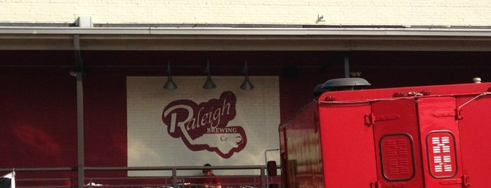 Raleigh Brewing Company is one of East Coast Breweries.