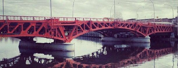 Viejo Puente Pueyrredón is one of Lugares que conozco.
