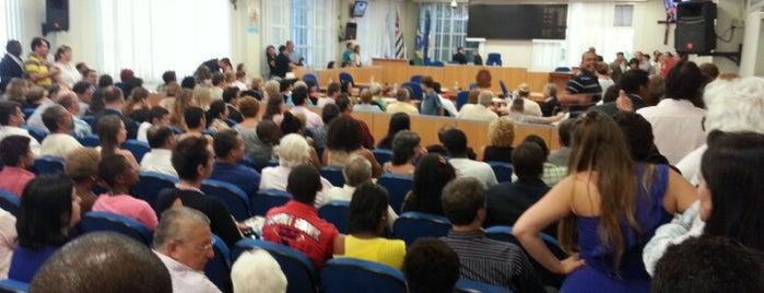 Prefeitura Municipal de Rio Claro is one of Rio claro.