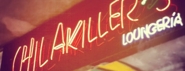Chilakiller's is one of Mexico City.