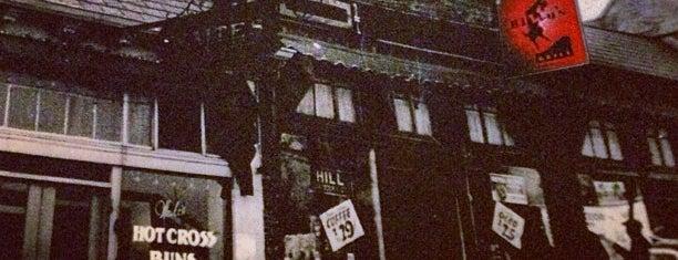 Billy's Bar & Grill is one of Orte, die Liza gefallen.