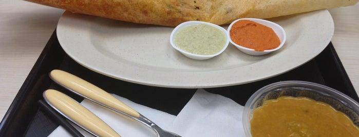 Kaveri Indian Vegetarian T3 is one of Vegan and Vegetarian.
