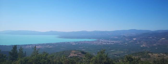 İznik Belediyesi Bungalov Ev Tesisleri is one of สถานที่ที่ Nur ถูกใจ.