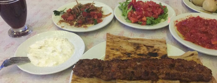 Bekir Usta Adana Kebap is one of Posti salvati di Emre.