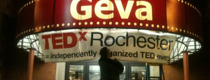 Geva Theatre is one of Kenさんのお気に入りスポット.