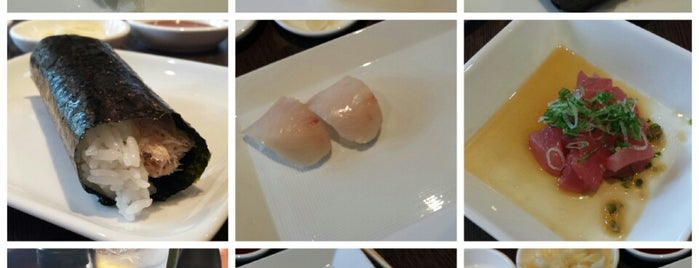 SUGARFISH by sushi nozawa is one of Kelly'in Beğendiği Mekanlar.