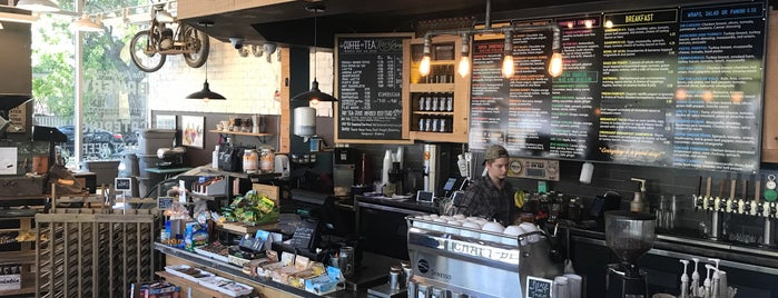 BarleyBean is one of Austin + Cedar Park: Coffee/Sweets.