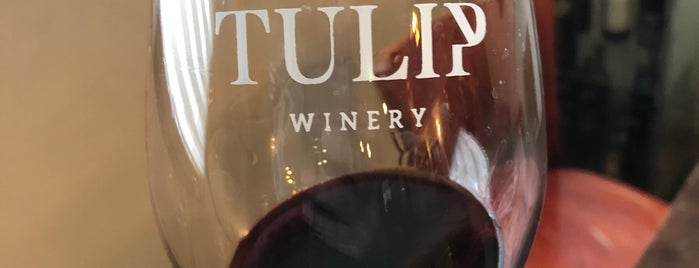 Tulip Winery is one of Jim 님이 좋아한 장소.