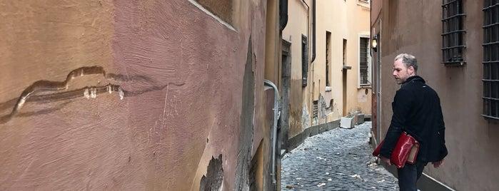 via dell'orso is one of Locais curtidos por Lili.