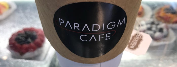 Paradigm Cafe is one of Posti che sono piaciuti a Sandra.