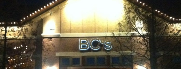 BC's Kitchen is one of St. Louis.