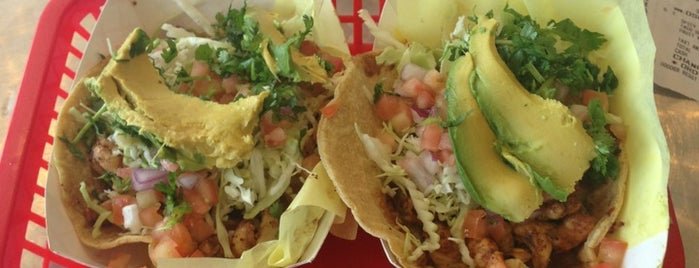 Oscar's Mexican Seafood is one of SD.