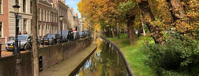 Nieuwegracht is one of Netherlands.