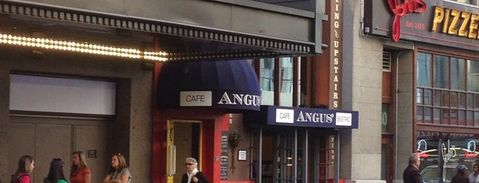 Angus's Bistro is one of Trip to New York City.