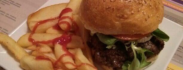 The Burger Lab is one of Hamburgueserias Madrid.
