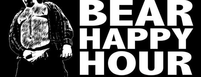DC Bear Crue: Bear Happy Hour is one of Wayne'nin Beğendiği Mekanlar.