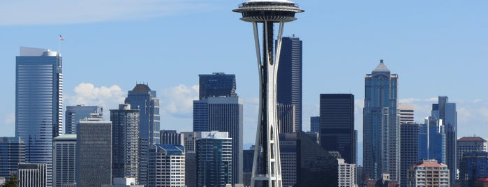 Kerry Park is one of Seattle's Best Great Outdoors - 2012.