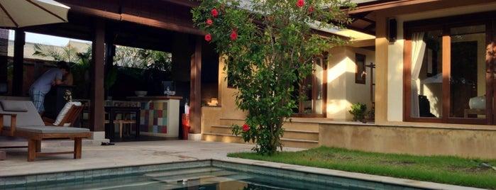 Alanta Villa is one of Go to Lanta. Be Bamboocha..