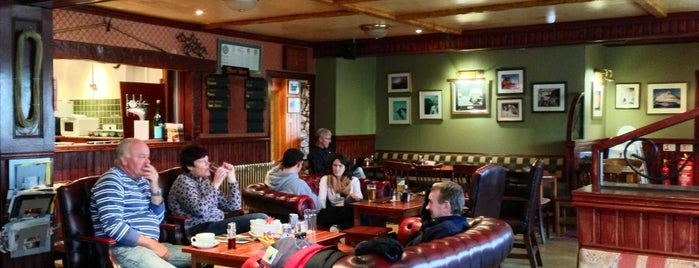 Clachaig Inn is one of Skócia.