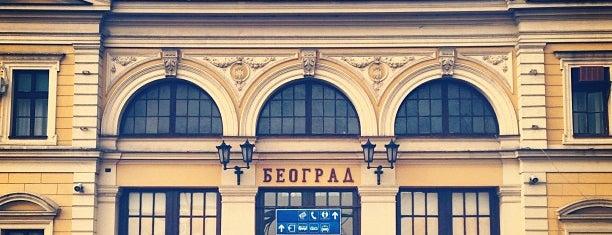 Glavna železnička stanica Beograd is one of Follow the Orient Express — Şark Ekspresi.
