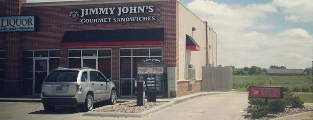 Jimmy John's is one of 2012 Student Choice winners.