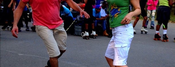 Central Park - Roller Disco is one of New York City Tourists' Hits.