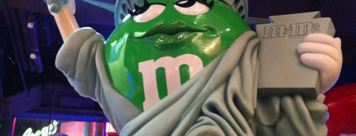 M&M's World is one of NY2015.