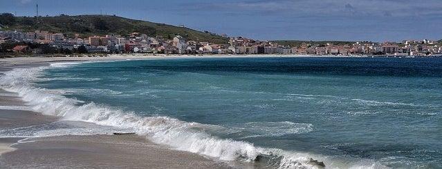Praia de Laxe is one of Playas de España: Galicia.