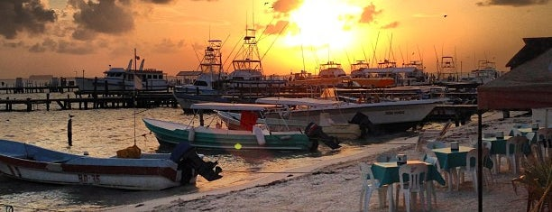 Miramar is one of Isla mujeres.