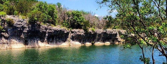 Blue Hole Park is one of Best Swimming Spots!.