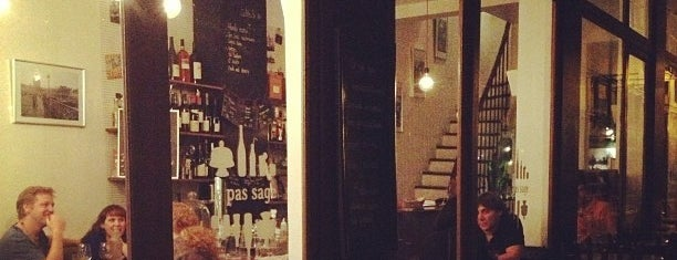 Le Pas Sage is one of Paris delights.