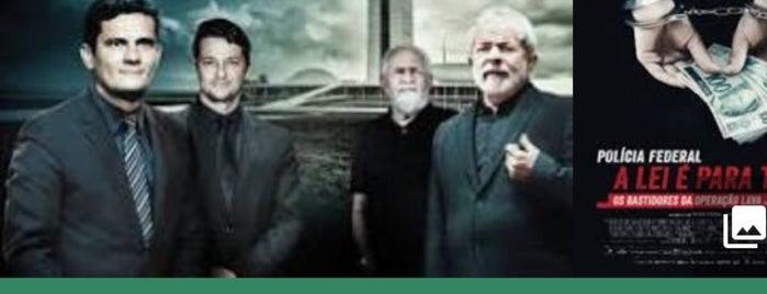 Cine Araujo Sala 4 is one of Bruno : понравившиеся места.