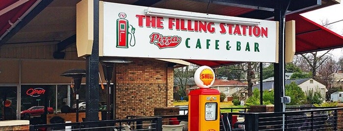 The Filling Station is one of Posti che sono piaciuti a Sarah.
