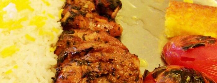 Bukhara Restaurant is one of สถานที่ที่บันทึกไว้ของ Travelsbymary.