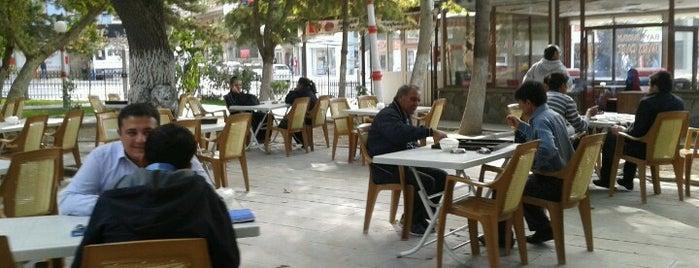 Öğretmenler Parkı is one of Locais curtidos por Yunus.