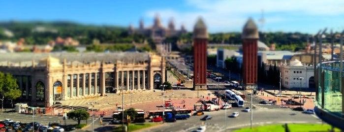 Plaça d'Espanya is one of Viva Barcelona!.
