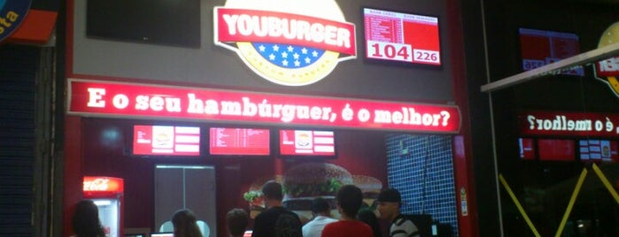 YOUBURGER is one of Srta's Saved Places.