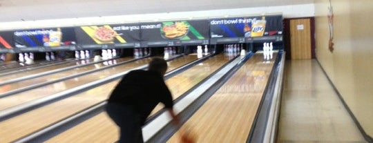 AMF Stardust Lanes is one of Columbus Area Bowling Alleys.