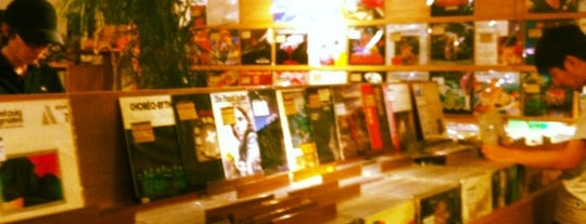 Coconuts Disk 江古田店 is one of Tokyo Record Shops (Second Hand Vinyl).